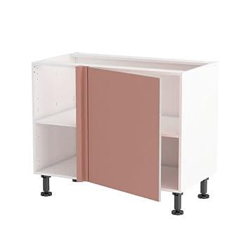 Pas cher atelierdumenuisier meuble cuisine angle bas - Cuisine angle pas droit ...