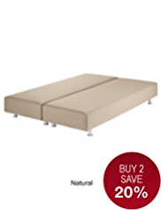 Pocket Sprung Non-Storage Divan