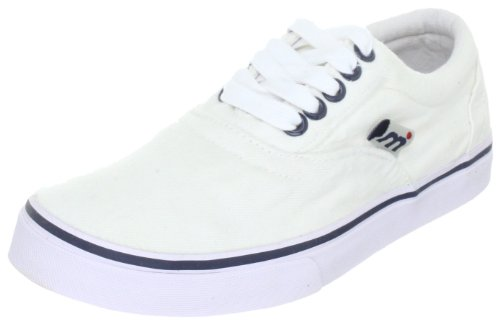 Mistral Twill 20087, Sneaker unisex adulto, Bianco (Weiss (off white 700)), 36