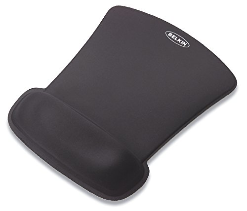 Belkin WaveRest Gel Mouse Pad , Black (F8E262-BLK) (Gel Wrist Mouse Pad compare prices)