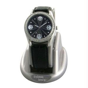RAM Instrument RAMWHH4 Highway Honey's, Women's Watch, Black Mini Skulls