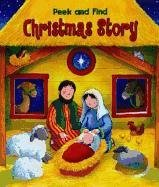 Peek and Find Christmas Story