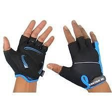 Vector X Gym Fitness Gloves Black Vx-590 Xtra Large (Black_X-Large)