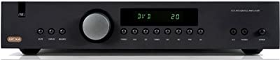 Arcam A19 Integrated Amplifier with MM Phono Stage (Black) by Arcam