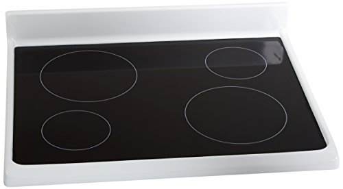 Frigidaire 316282953 Glass Cooktop The Cook Tops