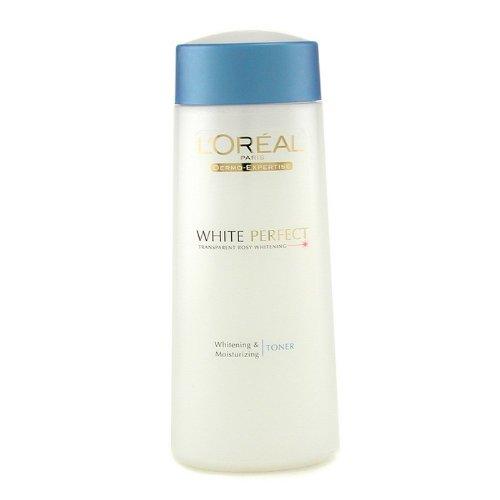 ロレアル ダーモ エクスパタイズ ホワイトパーフェクト ホワイトニング&モイスチャライジングトナー200ml 6.7oz並行輸入品