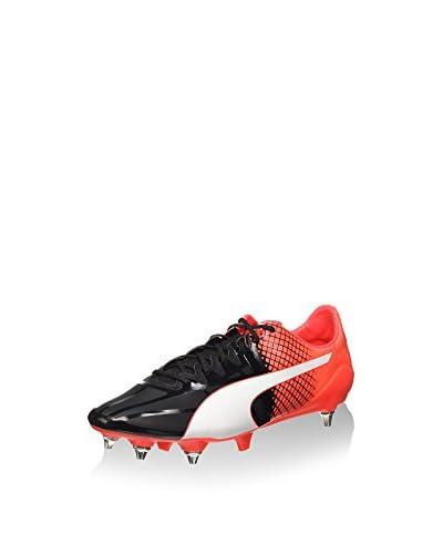 Puma Fußballschuh Evospeed 1.5 Tricks Mixed Sg schwarz/rot/weiß