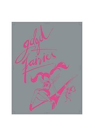gdgd妖精s公式デザインTシャツ ピクピクグレー Lサイズ / ストロベリー・ミーツ ピクチュアズ株式会社