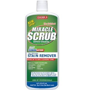 Miracle Scrub® Stain Remover (Tile Stain Remover compare prices)