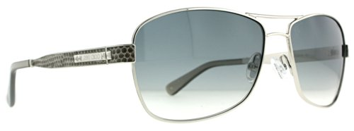 Jimmy ChooJimmy Choo Cris Sunglasses Palladium / Green Gradient
