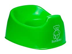 BABYBJORN Little Potty - Green