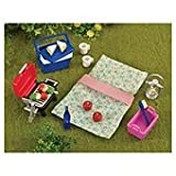 Sylvanian Families Bbq And Camping Accessories
