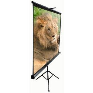 Elite Screens T136UWS1 Tripod Portable Projection Screen (136 inch Diag. 1:1 Viewable 96