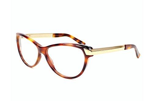 gucci gg3652 s cateye brown eyeglasses 54mm