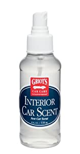 Griot's Garage 11149 New Car Scent - 4 oz.