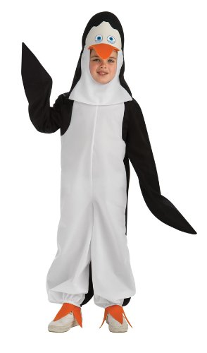 Madagascar Kowalski Kids Penguin Halloween Costume