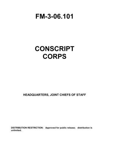 Conscript Corps PDF
