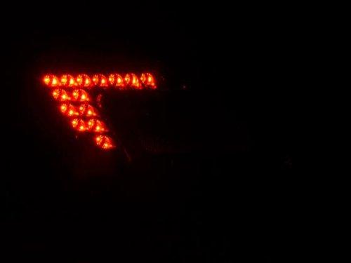 LED Feux arrières pour LED Opel Insignia Limousine, rouge/noir