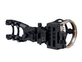 Escalade Sports Hitman 7Pin .019 Micro Sight Rheostat Sight Light Included Aluminum Construction