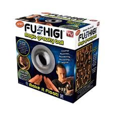 Fushigi Magic Gravity Ball with DVD and Carry Pouch
