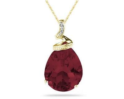1025ct-pear-shaped-garnet-diamond-pendant-in-10k-yellow-gold