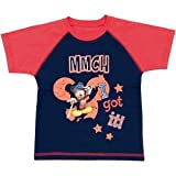 Disney's Mickey Mouse. T-Shirt S.2-6