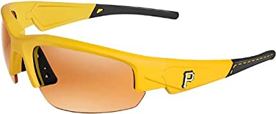 Maxx Sunglasses Adult Unisex Maxx MLB Pittsburgh Pirates Dynasty 2.0 Sunglasses