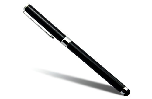 MoKo Capacitive Stylus and Pen for All Touch Screen Tablets: Apple iPad,ipad2,ipad3,the new ipad, iPhone 4s and iPod Touch,Samsung Galaxy Tab 2 10.1, 7.0, 7.7, 8.9,note,700T, Motorola Xoom 2 MZ607 MZ615 MZ616, Toshiba thrive AT100,AT105,AT305,Excite AT200,AT205 Asus eee pad transformer prime TF101,TF201,TF300,TF700t,SL101, kindle fire, touch, lenovo tablet K1,K2,A1,S1,thinkpad tablet, SONY S,P, ACER Iconia tab A200,A500,A510,A700,blackberry Playbook 7, Epad,nook color, hp touchpad,slate, google nexus 7, HTC and Many More