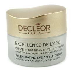 Decleor - EXCELLENCE DE L'AGE crème yeux & lèvres 15 ml