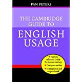 The Cambridge Guide to English Usage ~ Pam Peters