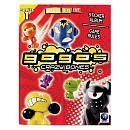 Crazy Bones Gogo's Series 1 Sticker Album and Game Rules Book