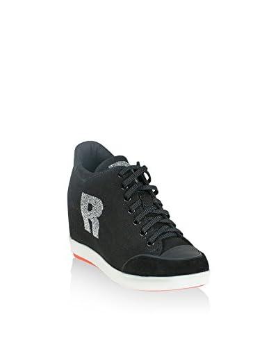 Ruco Line Sneaker Zeppa 3000 Tessil Sw [Nero]