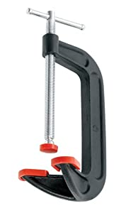 Bessey DHCC-6 6-Inch Double Headed C-Clamp