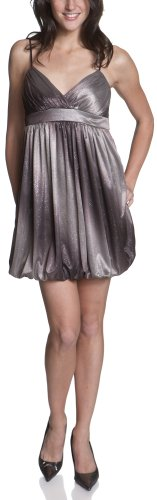 Ruby Rox Juniors' Emma Bubble Party Dress With Glitter Dress