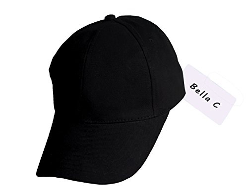 Bella C Hat Cap for Women Men, Baseball Cap for Boy Girl, Cotton, Adjustable (Fitted Low Profile Tactical Hat compare prices)