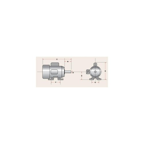 Grizzly h5383 2 hp single phase motor 110v 220v for 3 hp single phase 220v motor