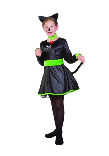 Kittie Cat Child Costume