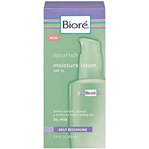 Biore Protecting Moisture Lotion SPF 15 3.4 fl oz (100 ml)
