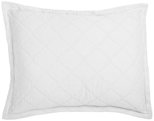 White Bedding King 9718 front