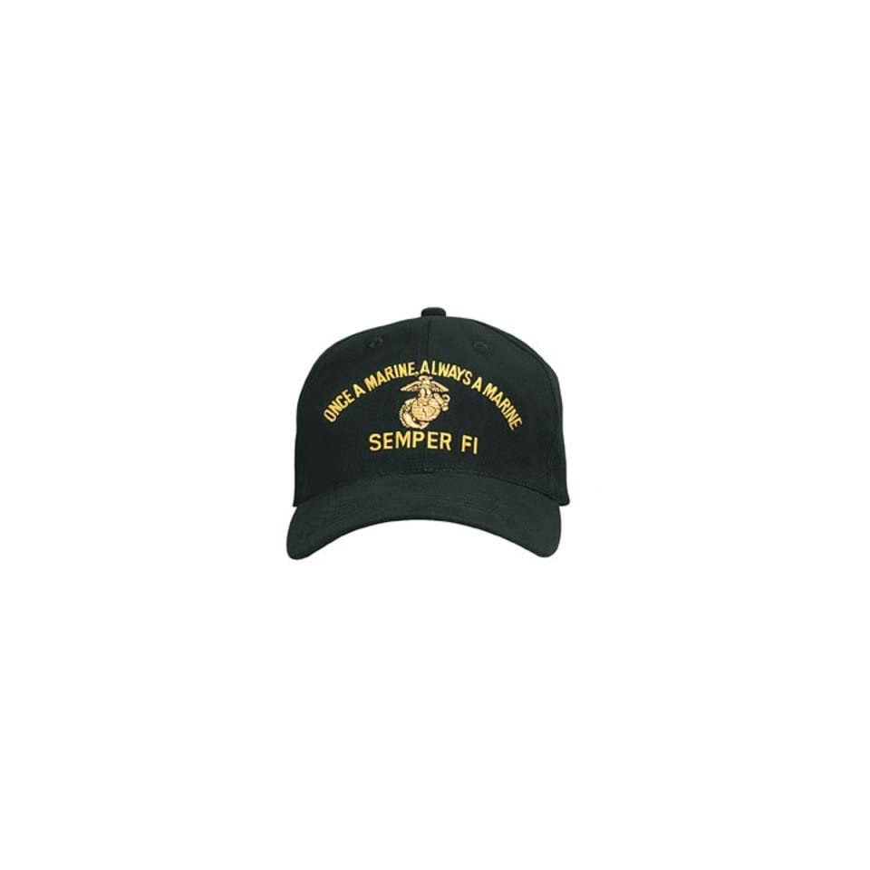 RAPID DOMINANCE Shadow Military Baseball Caps (Adjustable , US MARINES)