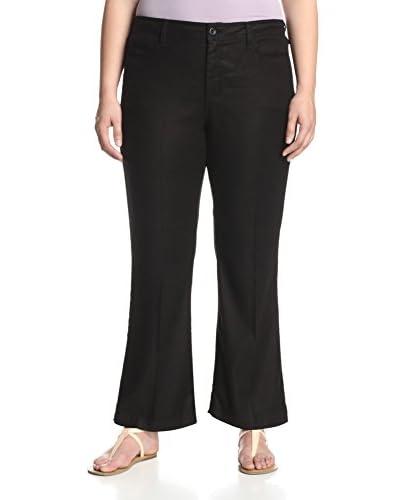 NYDJ Plus Women's Wylie Trouser