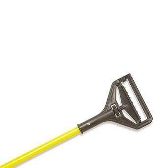"""Contec A71612 Fiberglass Non-Sterile Non-Autoclavable Mop Handle, For Edgeless Mop, 64"""" Length"""
