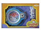 Hamtaro Dinnerware Set - big adventures 5 pcs dinnerware set