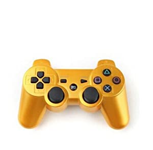 Generic Wireless Controller for PS3 (Gold)