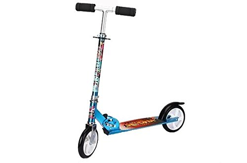 ZFneg-Adulte-haute-qualit-PU-Flash-scooter-grande-roue
