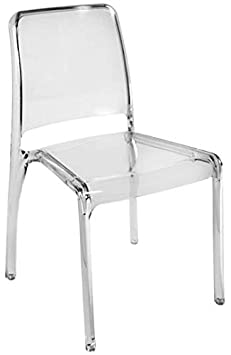Clarity Chair - Set of 4