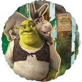 """Shrek & Donkey 18"""" Mylar Balloon"""