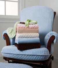Baby Glider And Ottoman front-111747