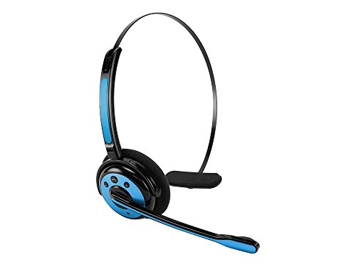 Deals For Blu Dash Jr Blue Bluetooth Professional Hands Free Headset Built In Boom Microphone And Crystal Clear Voice Quality Cell Phone Headsets List