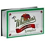 Whitman's Sampler Assorted Sugar Free Candies